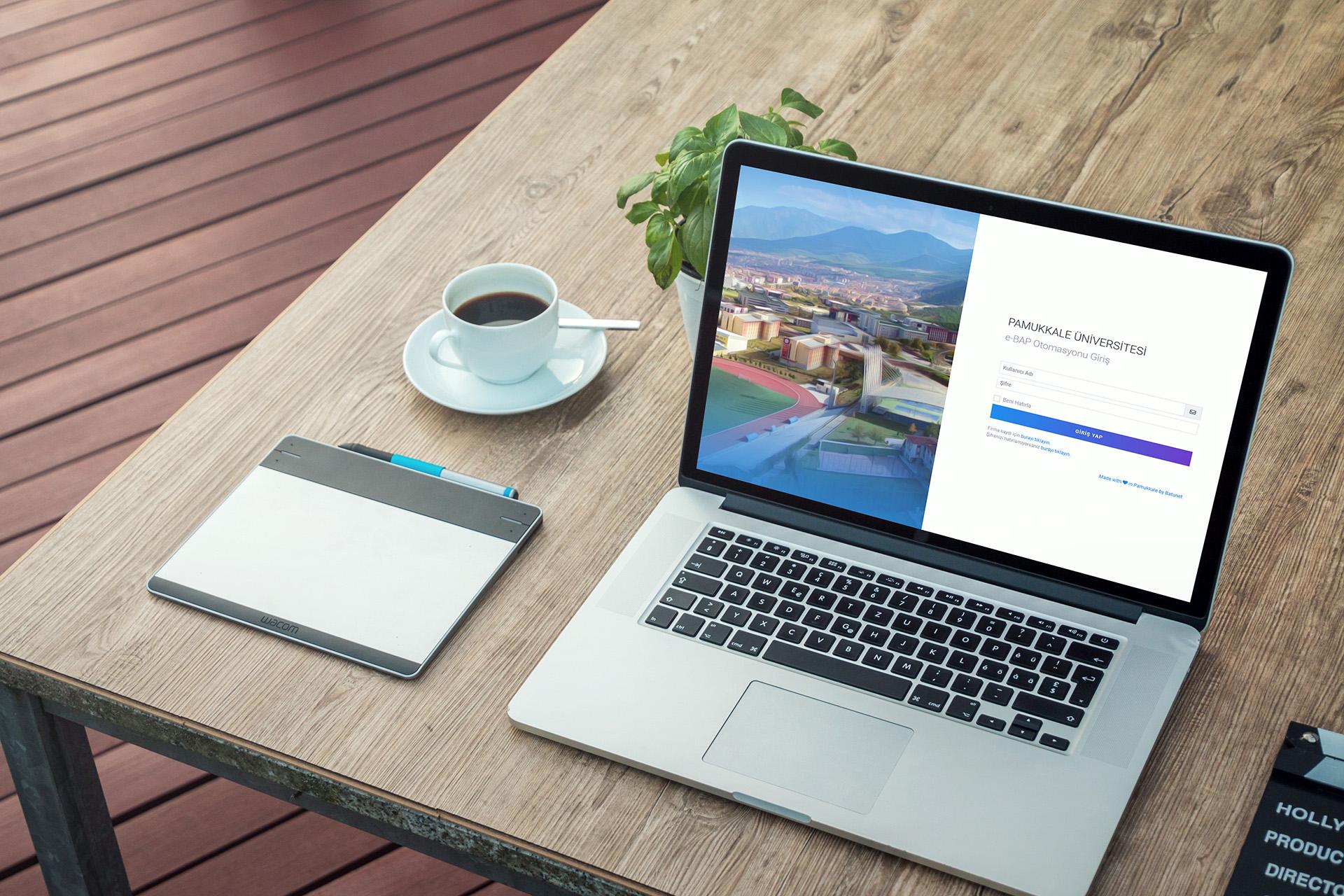 ebap - Online Verwaltungssoftware für akademische Forschungsprojekte
