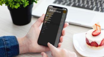 moneva - App für Portfolio Management und Tracking von Kryptowährungen