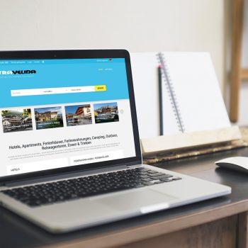 travelina - Online Katalog zur Unterstützung bei der Planung von Reisezielen