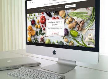 Magento E-Commerce-Lösung für Lebensmittel Online Shop